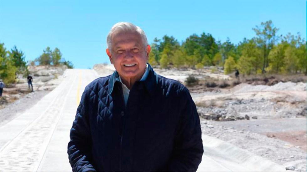 Compradas, 140 millones de dosis contra COVID-19, asegura López Obrador - El presidente de México, Andrés Manuel López Obrador. Foto de lopezobrador.org.mx