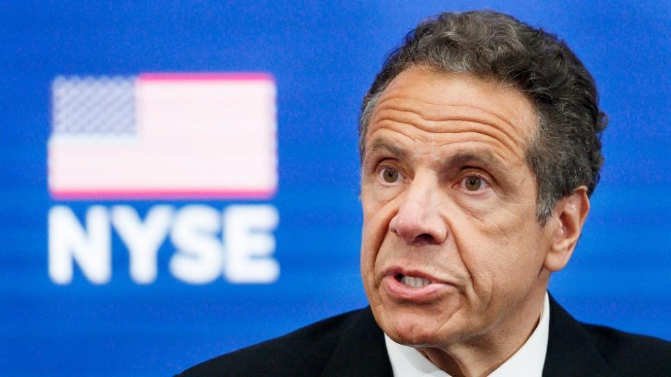Otra exayudante acusa a gobernador Nueva York de acoso sexual, según el Times - Foto de EFE