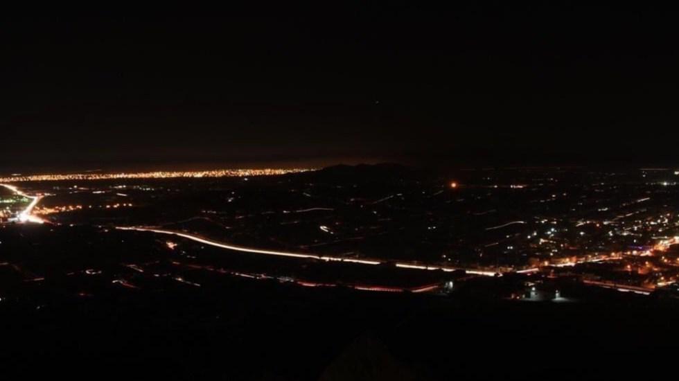 Peritaje atribuye parcialmente apagón eléctrico en México a española Acciona - Peritaje atribuye parcialmente apagón eléctrico en México a española Acciona. Foto de @marielenagl70