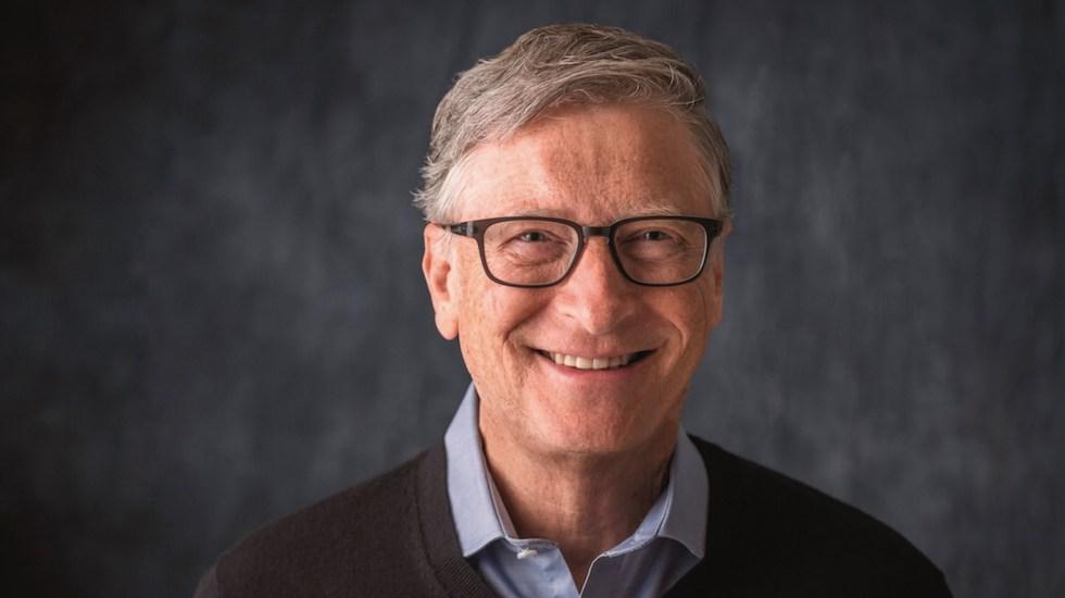 Bill Gates prevé que los viajes puedan retomarse hasta 2022 - Bill Gates. Foto de EFE