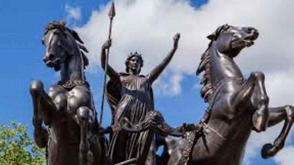 Boudica - Boudica. Foto de historic.uk.com .