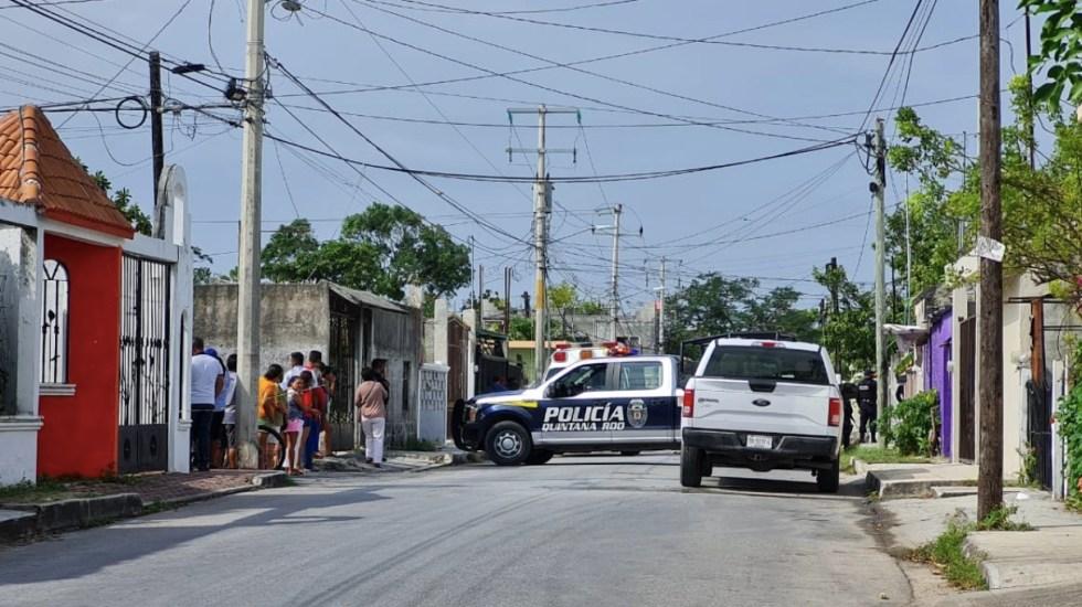 #Video Balacera y persecución deja al menos dos lesionados en Cancún - Foto de Noticaribe