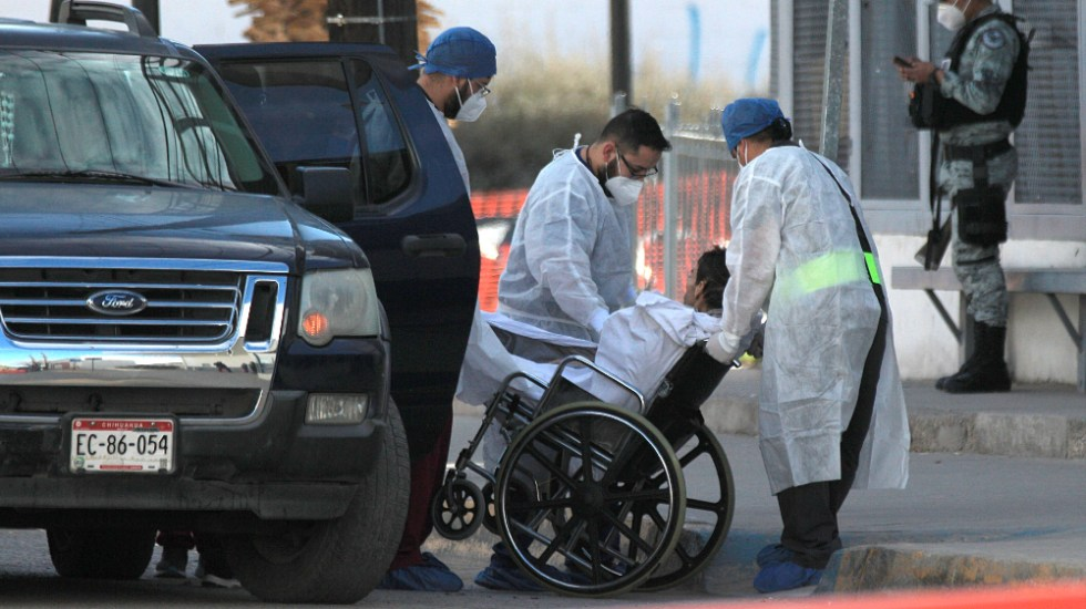 En las últimas 24 horas, México registró siete mil 785 casos positivos y 832 muertes por COVID-19 - Foto de EFE