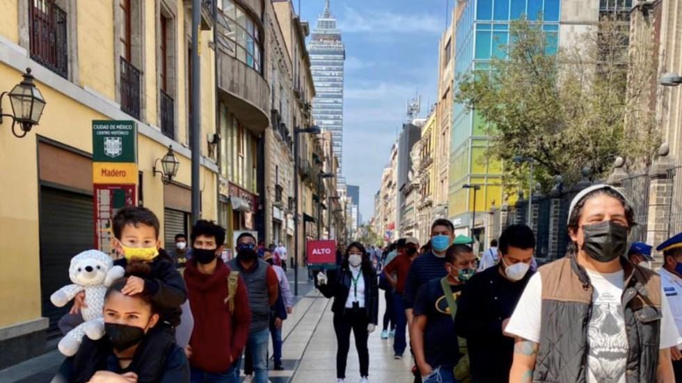 """#Video """"Evitemos otra situación de crisis para la ciudad"""", llama Salud de la Ciudad de México acelebrar San Valentín con recomendaciones sanitarias - Foto de Autoridad del Centro Histórico"""
