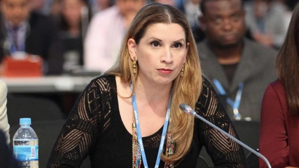 Unión Europea declara persona non grata a jefa de misión de Venezuela en Bruselas - Foto de Doble Llave