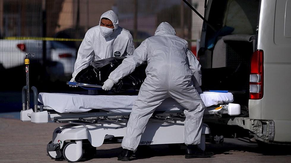 En las últimas 24 horas en México se registraron 7 mil 793 casos positivos y 857 muertos por COVID-19 - COVID-19 pandemia epidemia coronavirus México