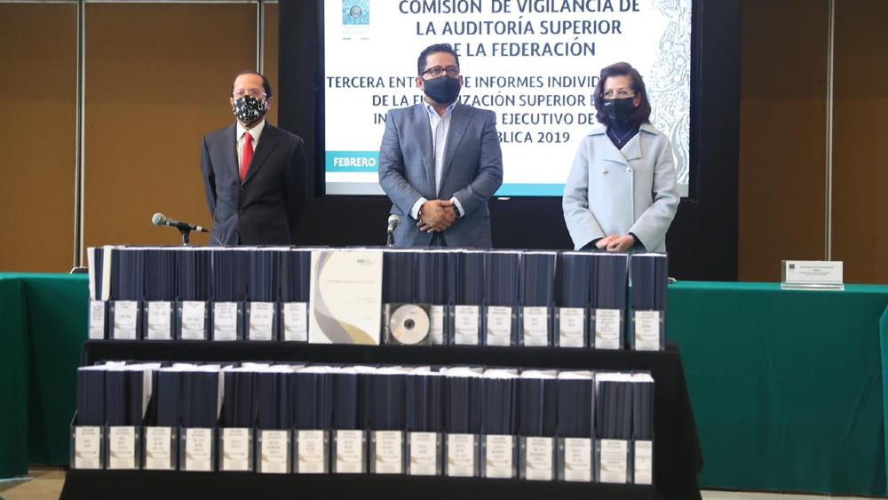 Detecta ASF irregularidades de poco más de 67 mil mdp en Cuenta Pública 2019 - Foto de Cámara de Diputados