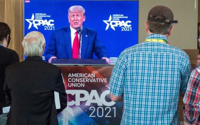 Reitera Donald Trump que fue víctima de fraude electoral - Donald Trump Estados Unidos elecciones