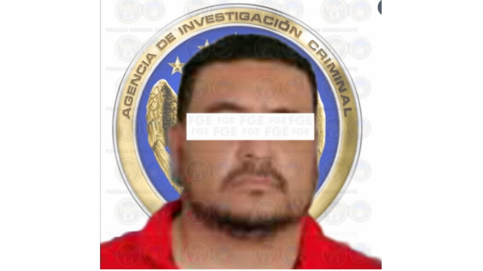 Detienen a 'El Barbas', jefe de sicarios del Cártel de Santa Rosa de Lima - El Barbas sicarios Santa Rosa de Lima 2