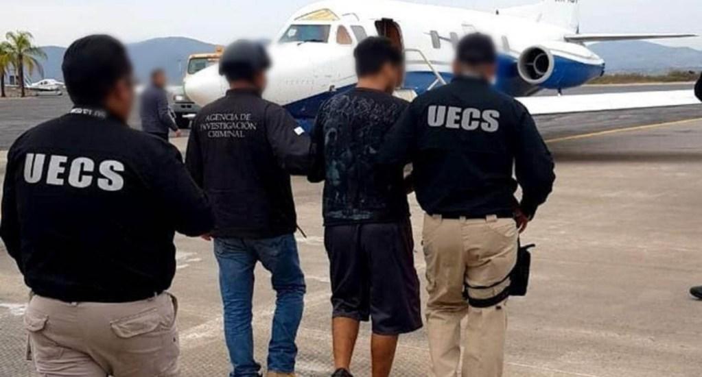 El Carrete hijo Morelos secuestro detenido