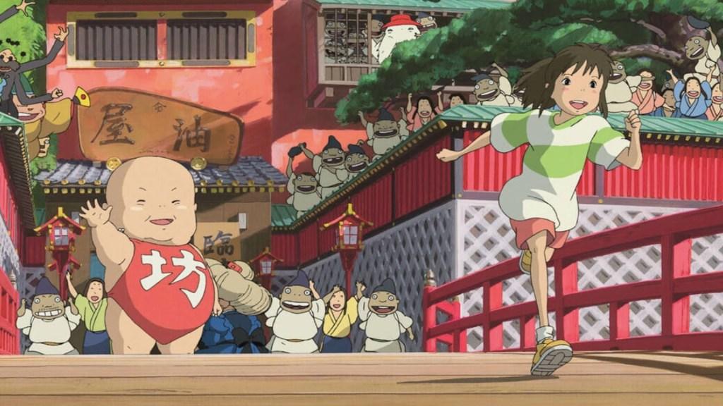 Adaptarán al teatro 'El viaje de Chihiro' - Foto de Studio Gibli