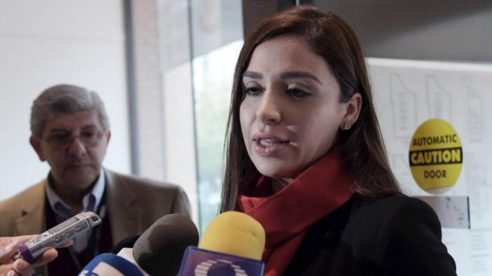 Detienen en EE.UU. a Emma Coronel, esposa de 'El Chapo' Guzmán, acusada de narcotráfico - Emma Coronel Aispuro 2