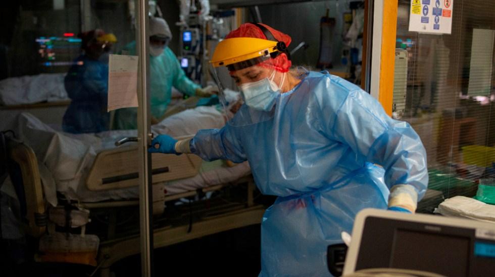 España supera las 60 mil muertes por COVID-19 - Foto de EFE