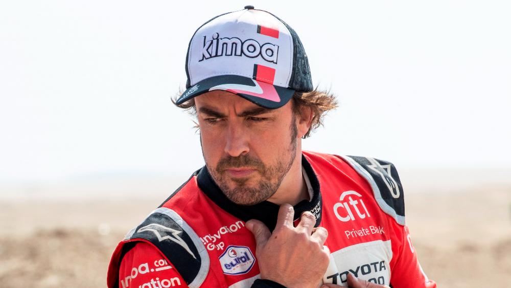 La policía suiza da detalles del accidente de Fernando Alonso - Foto de EFE