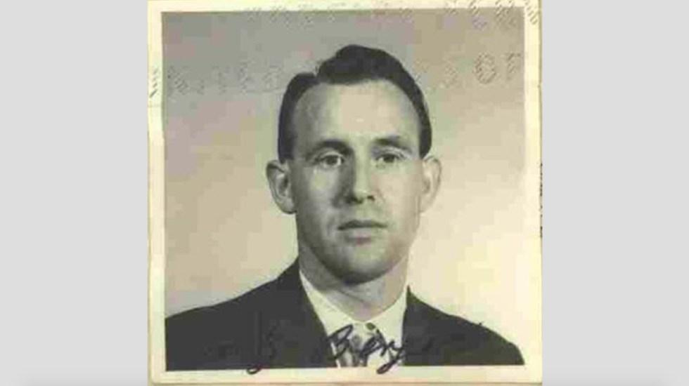EE.UU. deporta a ciudadano alemán exguardia en campo de concentración nazi - Foto de ICE