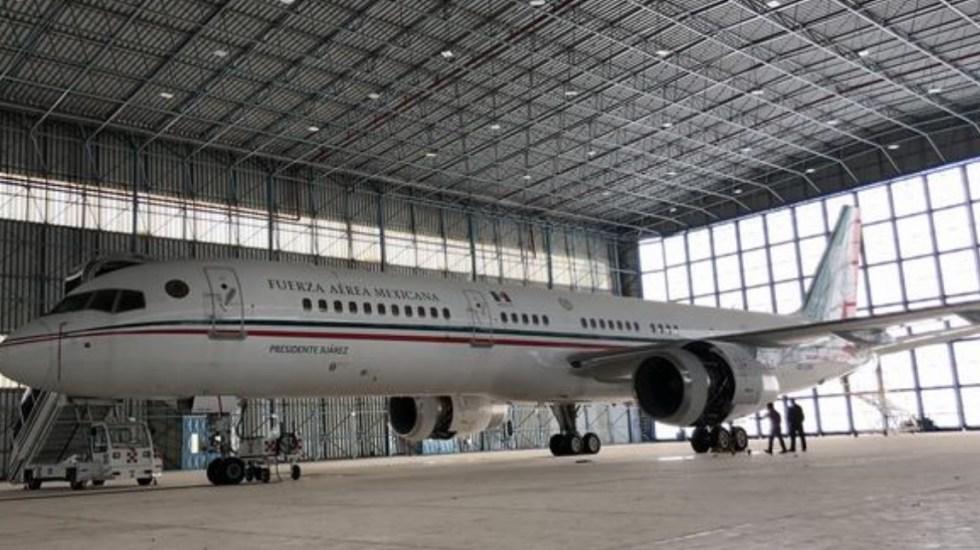 Indep pondrá a puja aviones de hasta 56 mdp en Subasta a Sobre Cerrado - Aeronave que será subastada el 12 de marzo. Foto de Indep