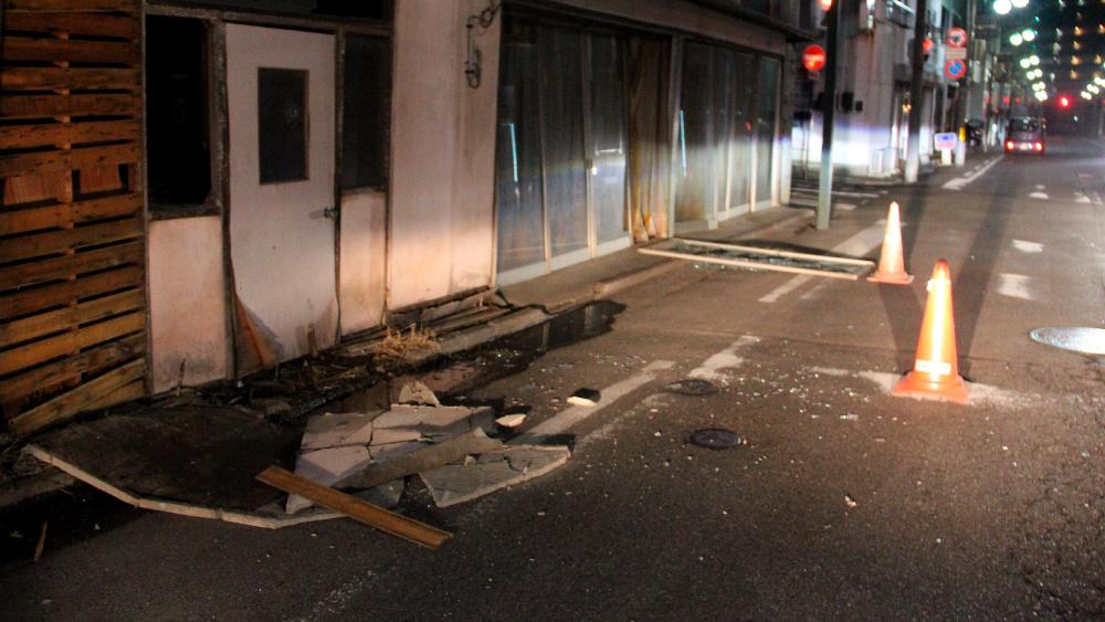 El terremoto del noreste de Japón deja al menos un centenar de heridos - Foto de EFE