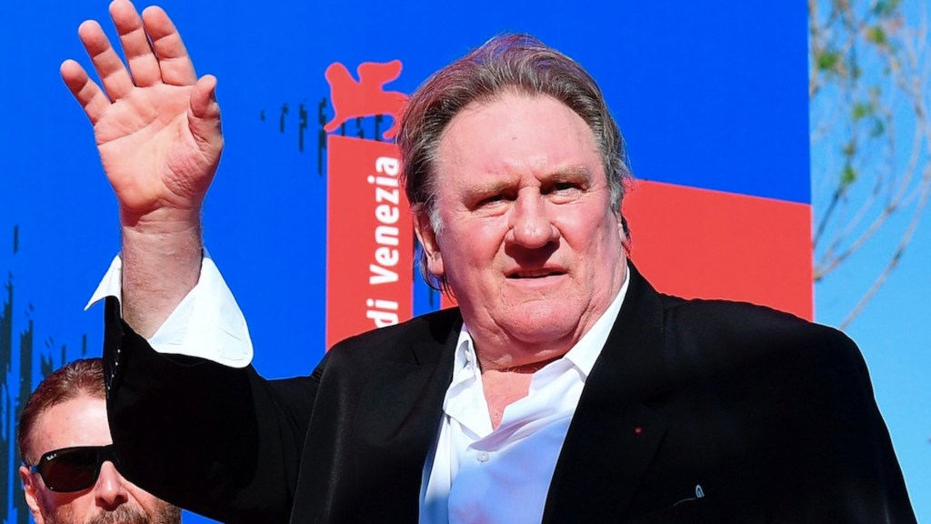 Imputan formalmente a Gérard Depardieu por violación y agresiones sexuales - Foto de EFE