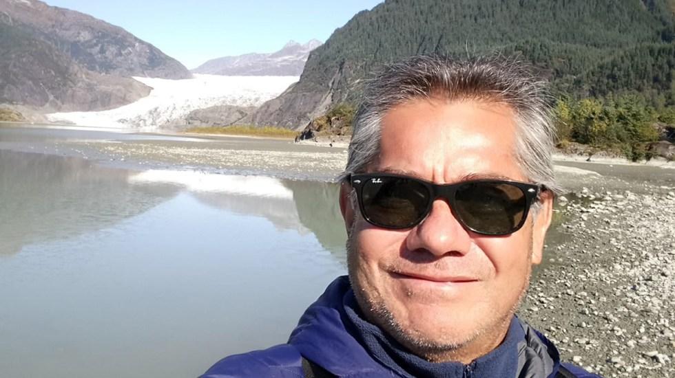 Murió el periodista Gerardo Valtierra, víctima de COVID-19 - Gerardo Valtierra. Foto de Facebook