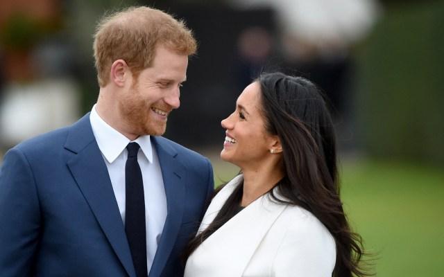 Nace la hija del príncipe Harry y Meghan; se llamará Lilibet Diana - Harry y Meghan. Foto de EFE