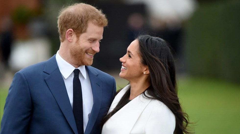Harry y Meghan esperan su segundo bebé - Harry y Meghan. Foto de EFE