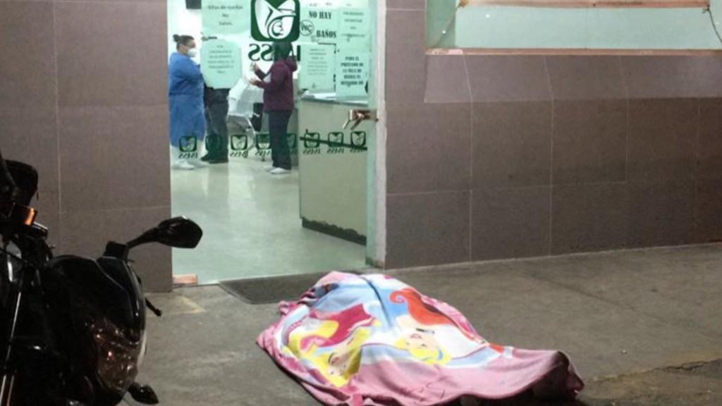 No se negó atención médica a hombre que murió en la puerta del hospital Magdalena de las Salinas: IMSS - Captura de pantalla