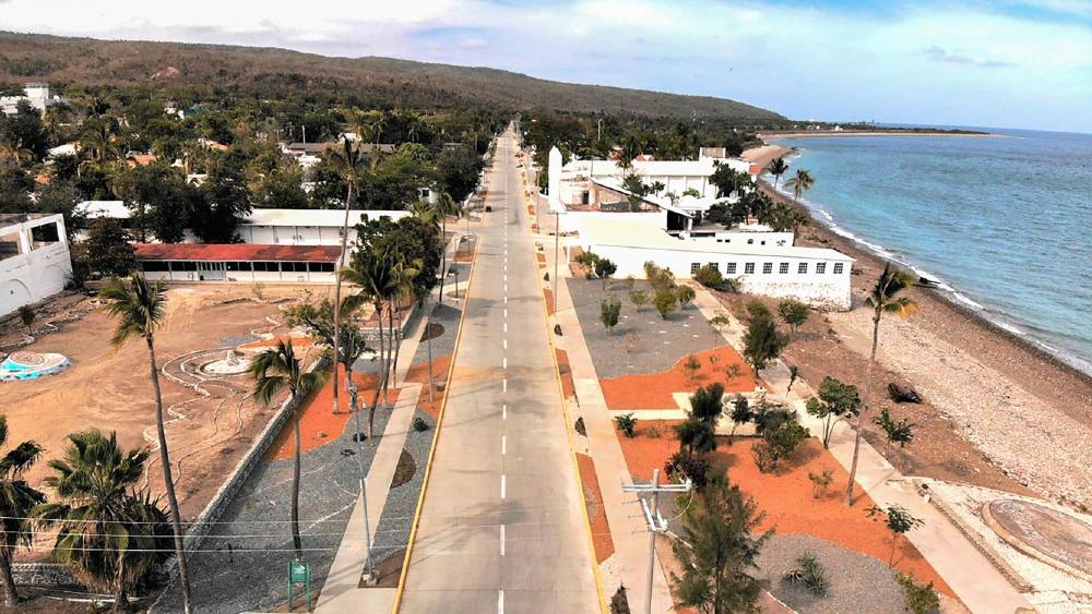 López Obrador anuncia ruta marítima Mazatlán-Islas Marías para detonar el turismo - Foto de lopezobrador.org.mx
