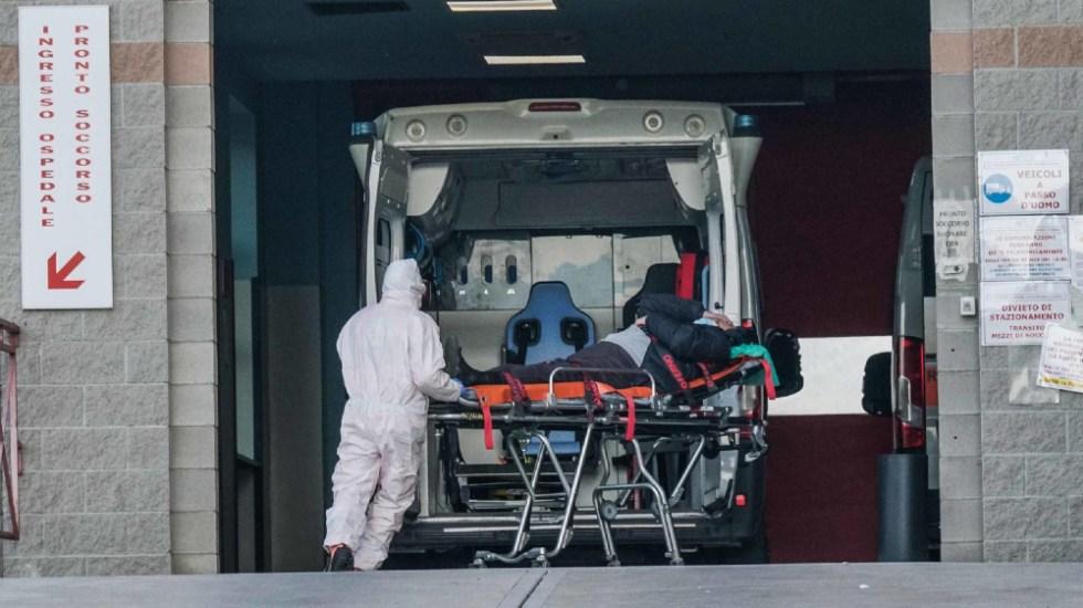 Italia suma 10 mil 386 casos por COVID-19 y supera las tres millones de vacunas administradas - Foto de EFE
