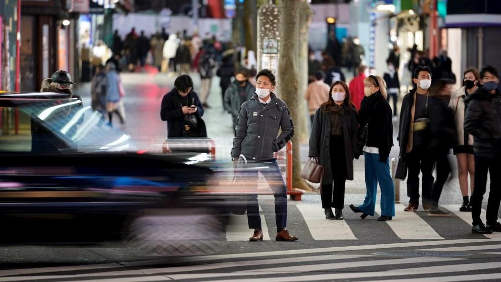 Japón levanta estado de emergencia por COVID-19 en área capitalina - Foto de EFE/ EPA/ FRANCK ROBICHON.