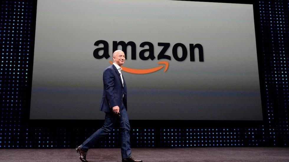 Jeff Bezos dejará de ser el CEO de Amazon; continuará en la compañía - Foto de EFE