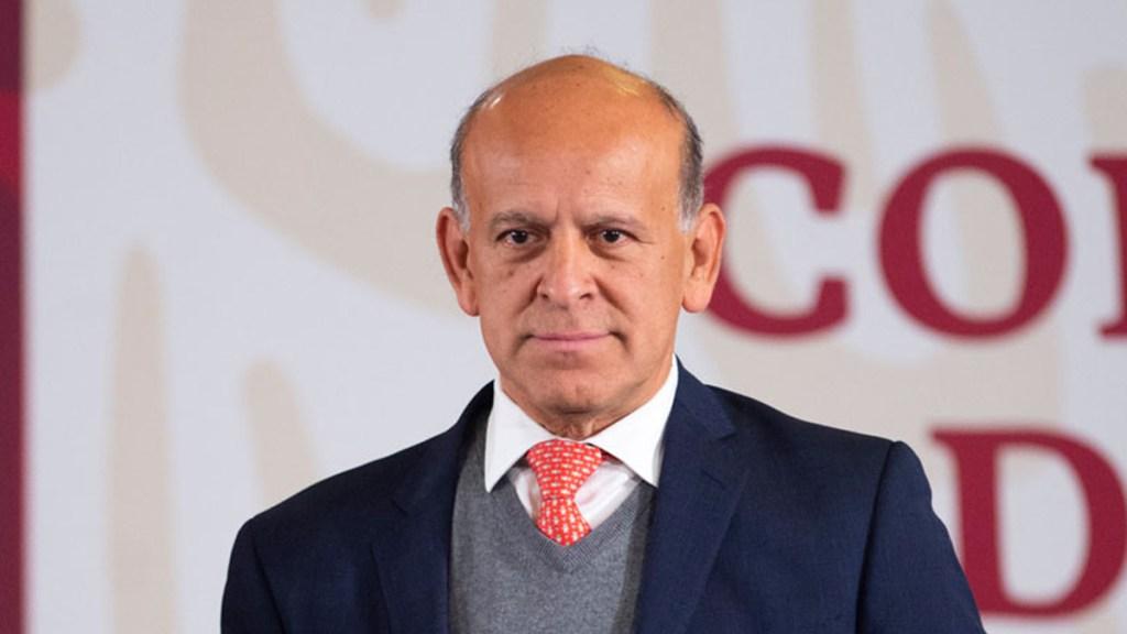 Juan Antonio Ferrer, titular del Insabi, da positivo a COVID-19 - Juan Antonio Ferrer. Foto de lopezobrador.org.mx