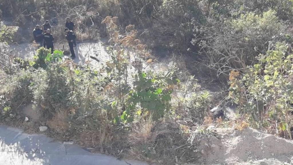 Localizan 18 bolsas con restos humanos y una extremidad cerca del Estadio Akron en Zapopan - Foto de OEM