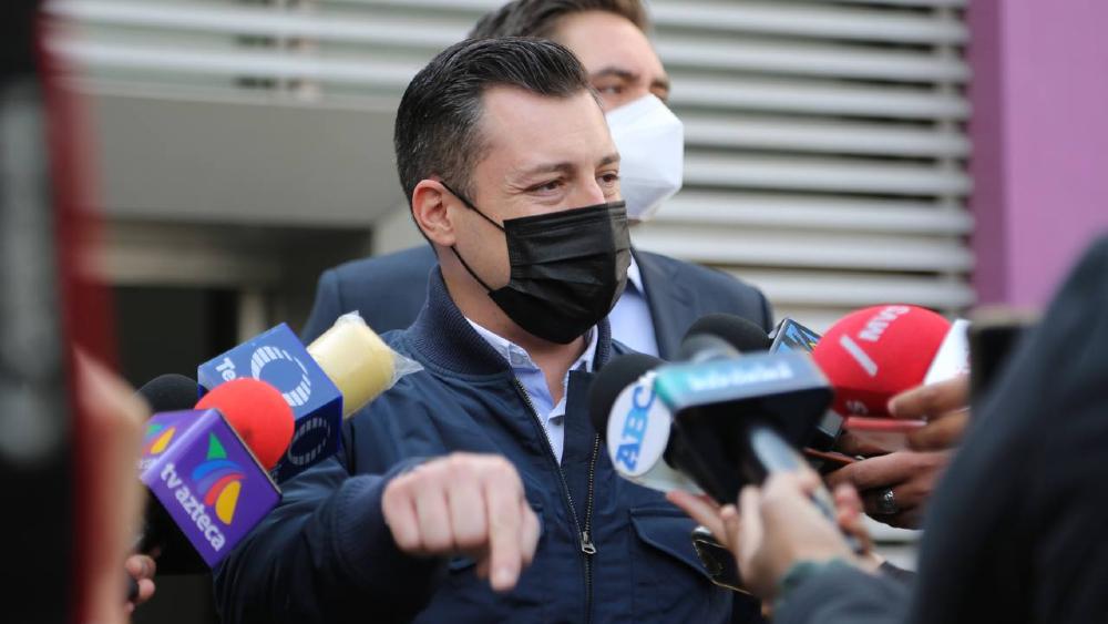 Estoy preparado para la guerra sucia, aguantaré 'vara': Colosio Riojas tras intimidaciones por candidatura - Foto de Luis Donaldo Colosio Riojas