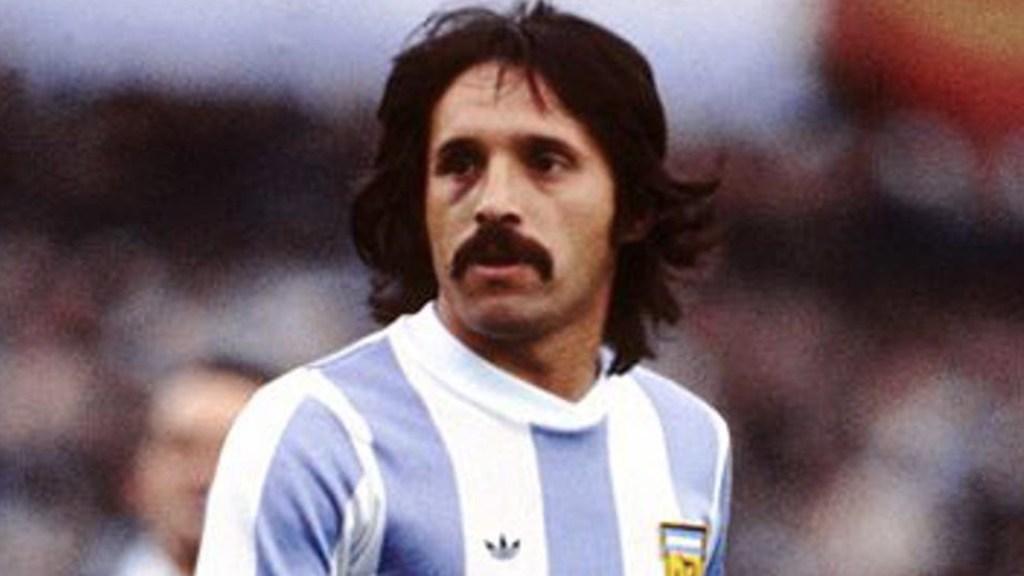 Murió Leopoldo Luque, campeón del mundo con Argentina en 1978 - Foto de AFA