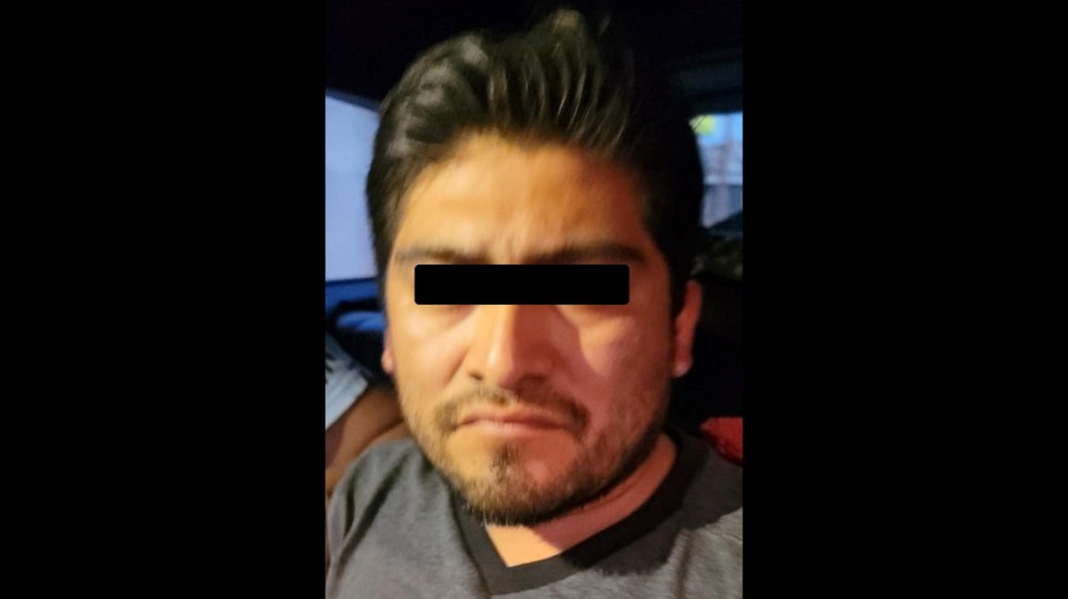 Fernando 'N', presunto acosador de Mariana Sánchez, se entrega a las autoridades - Mariana N detenido