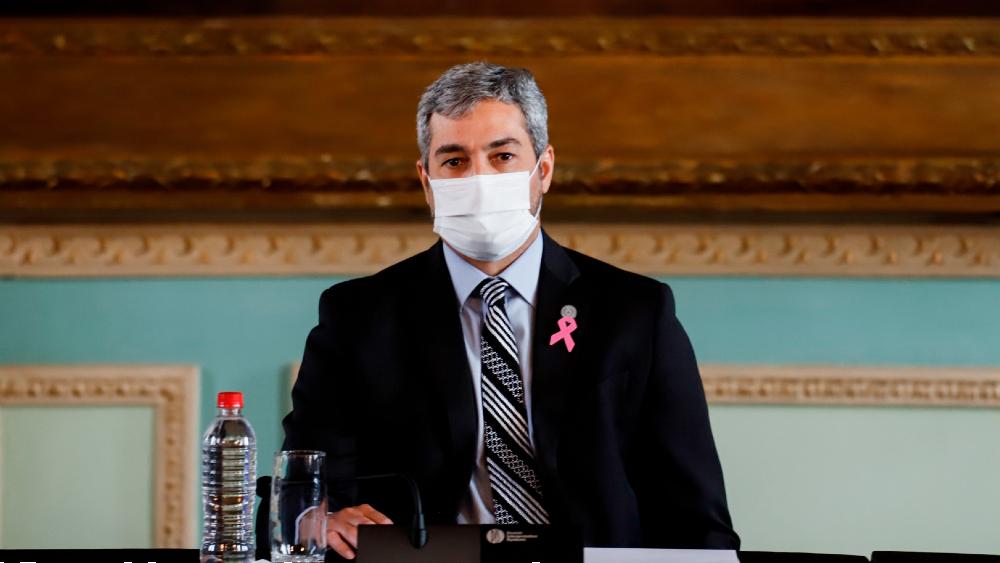 """""""No soy médico"""": la respuesta del presidente de Paraguay que indigna a su país - Foto de EFE"""