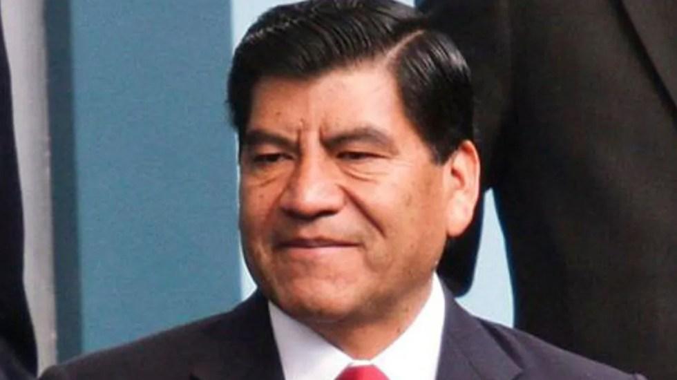 Detienen en Acapulco al exgobernador de Puebla, Mario Marín - Mario Marín. Foto de Notimex.
