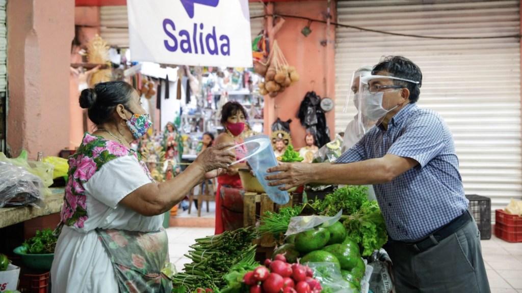 México sin estados en Semáforo Rojo por COVID-19; la mayoría avanza a Amarillo - Foto de Ayuntamiento de Mérida