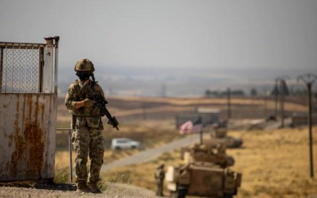 EE.UU. bombardea posiciones de milicias apoyadas por Irán en Siria e Irak - Militares Estados Unidos Siria