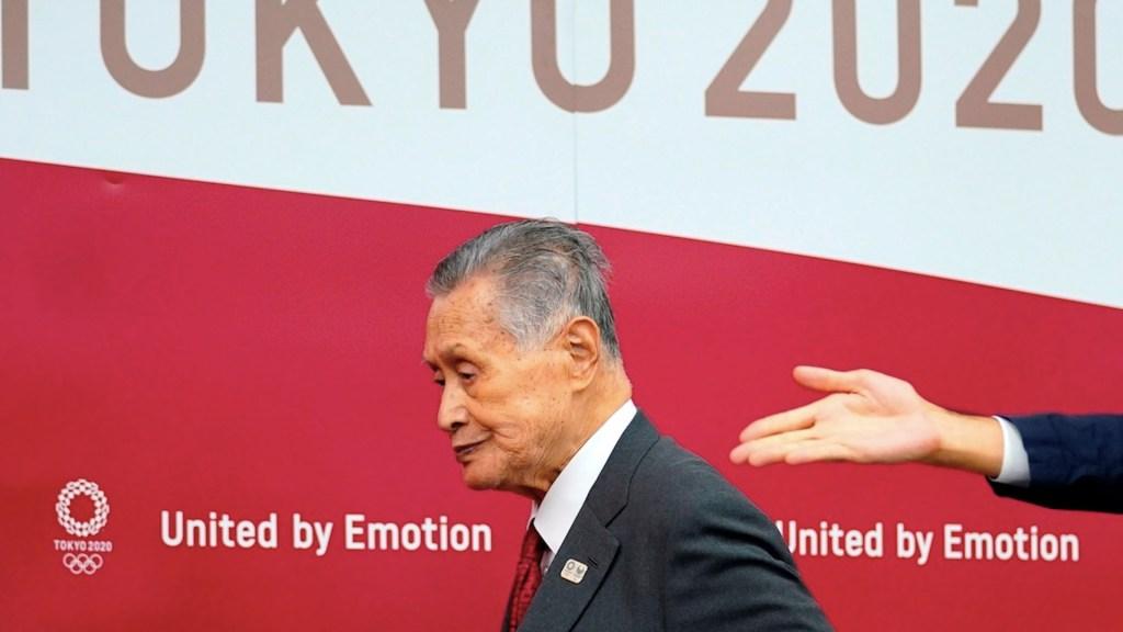 Dimite presidente del comité organizador de los Juegos Olímpicos de Tokio tras comentarios sexistas - Foto de EFE