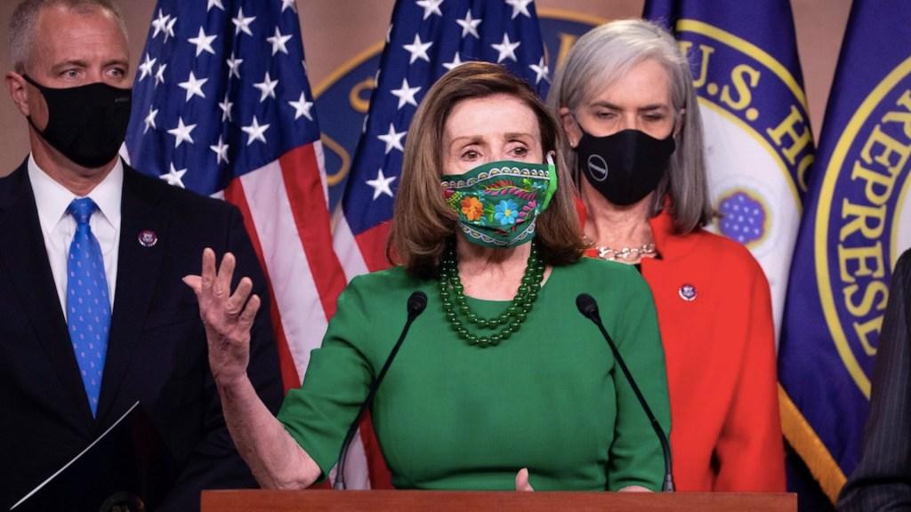 Cámara Baja de Estados Unidos aprueba rescate por COVID-19 de 1.9 billones de dólares - Foto de EFE