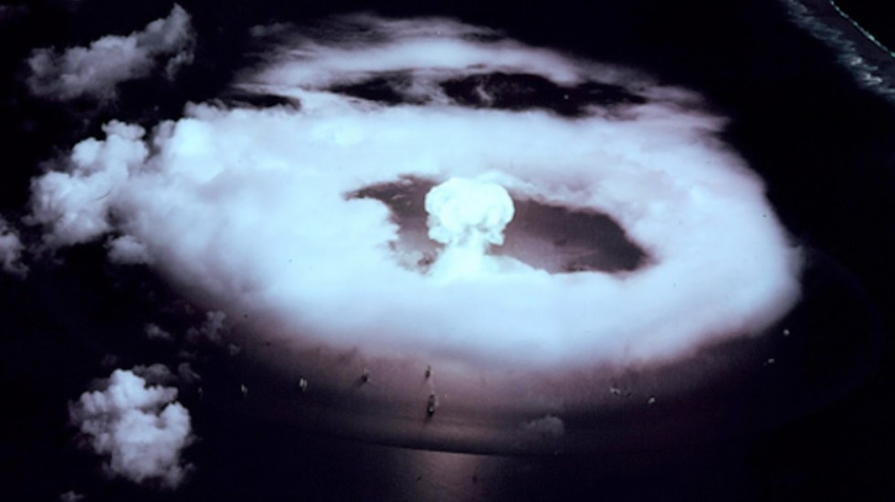Irán y la ONU acuerdan régimen de inspección a su programa nuclear - En la foto, la prueba de una bomba atómica. Foto de Science in HD para Unsplash
