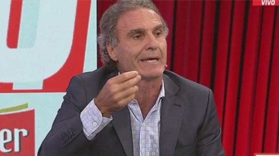 """#Video """"Ventajeros de m…"""": explota Oscar Ruggeri por vacunación en Argentina - Foto de captura de pantalla"""