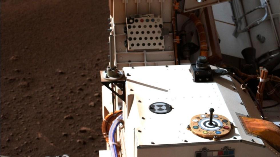 #Video NASA revela imágenes de la llegada del Perseverance en Marte - Foto de EFE
