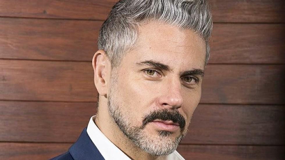Detienen al actor Ricardo Crespo por delitos sexuales - Ricardo Crespo. Foto de @ricardocrespotv / @delacimmaphoto