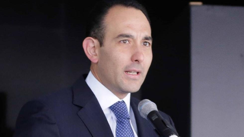 Renuncia Roberto Gil Zuarth como secretario técnico de la Alianza Federalista - Roberto Gil Zuarth. Foto de Facebook