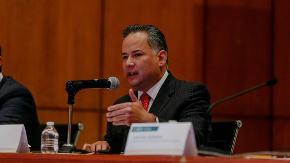 Santiago Nieto niega que UIF investigue a Ciro Murayama y Lila Downs - proceso electoral Santiago Nieto