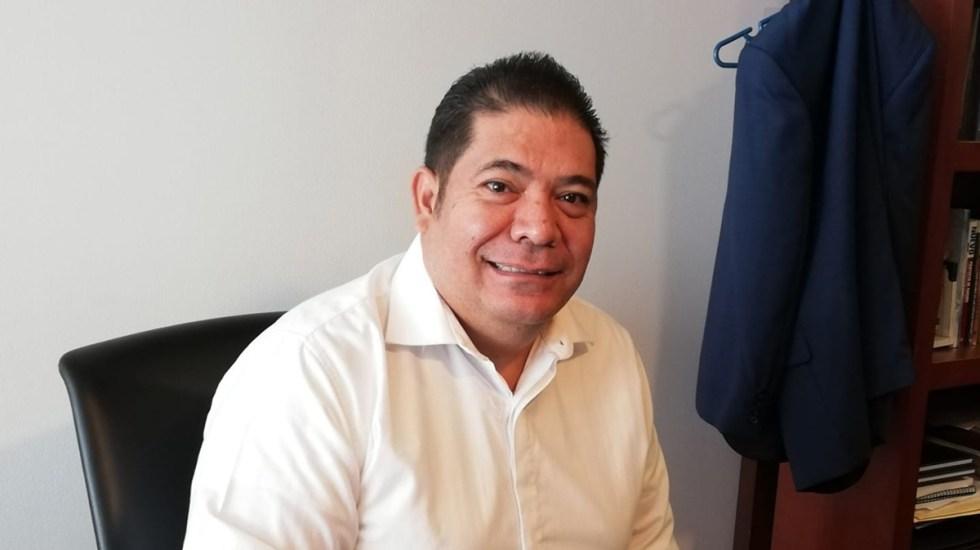 Sénateur Radamés Salazar Solorio - Le sénateur Radamés Salazar est décédé du COVID-19.  Photo de @RadamesSalazarSolorio