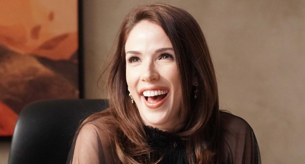 """""""Muchas lo vivimos de una forma u otra"""", Sylvia Sáenz respalda denuncias de acoso contra Andrés Roemer - Sylvia Sáenz"""