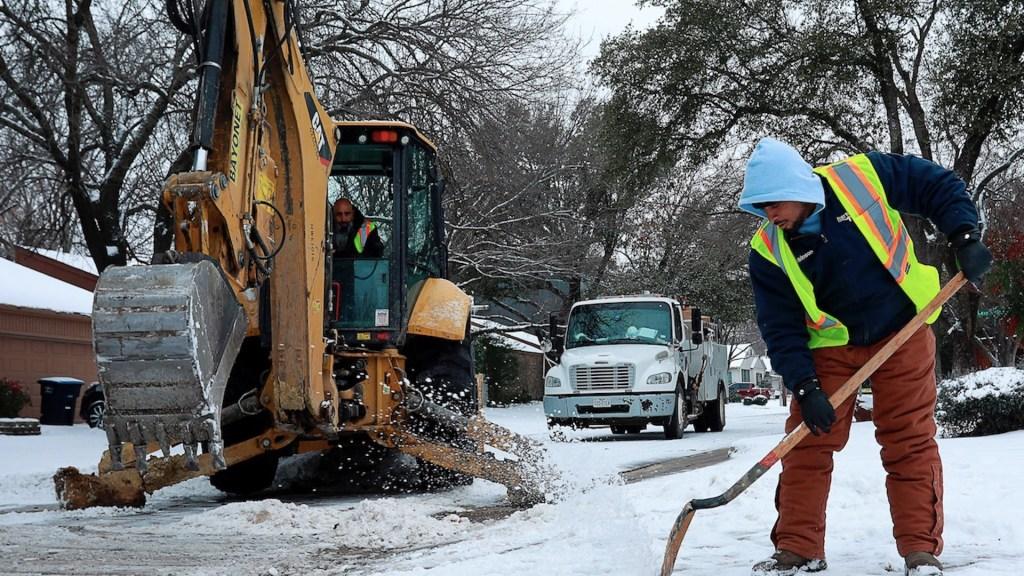 Joe Biden aprueba declaración de desastre para Texas por clima invernal severo - Foto de EFE